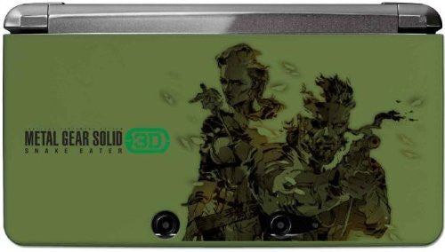 Image 3 for Metal Gear Solid: Snake Eater 3D (Accessory Set)