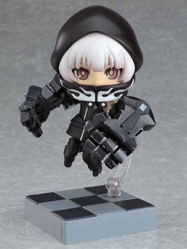 Image 3 for Black ★ Rock Shooter - Strength - Nendoroid - 166 (Good Smile Company)