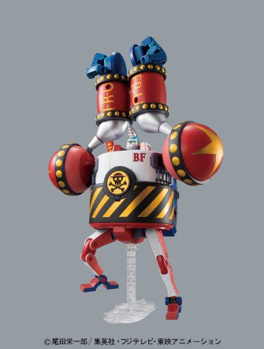 Image 1 for One Piece - Franky Shogun - Best Mecha Collection (Bandai)
