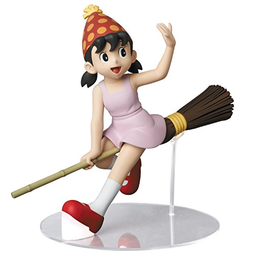 Image 1 for Doraemon - Minamoto Shizuka - Vinyl Collectible Dolls No.231 - Witch Shizu-chan (Medicom Toy)