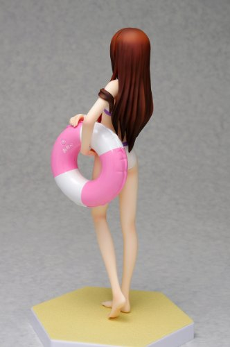 Image 3 for Steins;Gate - Makise Kurisu - Beach Queens - 1/10 - Swimsuit ver. (Wave)