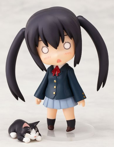 Image 5 for K-ON! - Nakano Azusa - Nendoroid - 104 (Good Smile Company)