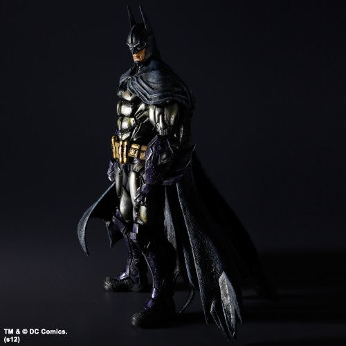Image 3 for Batman: Arkham Asylum - Batman - Play Arts Kai - Armored Suit version (Square Enix)