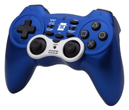 Image 1 for Hori Pad 3 Turbo Wireless (blue)