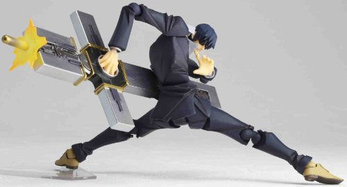 Image 8 for Trigun: Badlands Rumble - Nicholas D. Wolfwood - Revoltech - No. 092