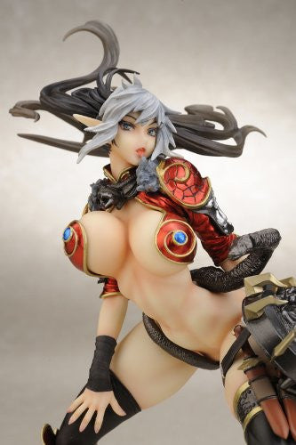 Image 5 for Queen's Blade - Echidna - Touki Ranbu - Red ver. (Q-six)