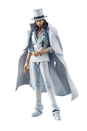 Image 1 for One Piece Film Gold - Hattori - Rob Lucci - Variable Action Heroes (MegaHouse)