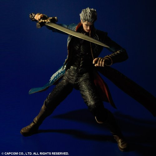 Image 5 for Devil May Cry 3 - Vergil Sparda - Play Arts Kai (Square Enix)