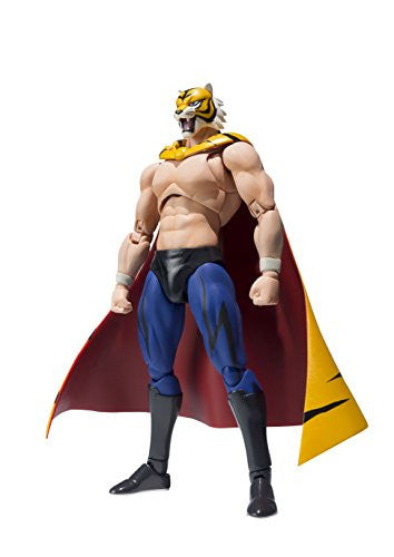 Image 1 for Tiger Mask W - Tiger Mask - S.H.Figuarts