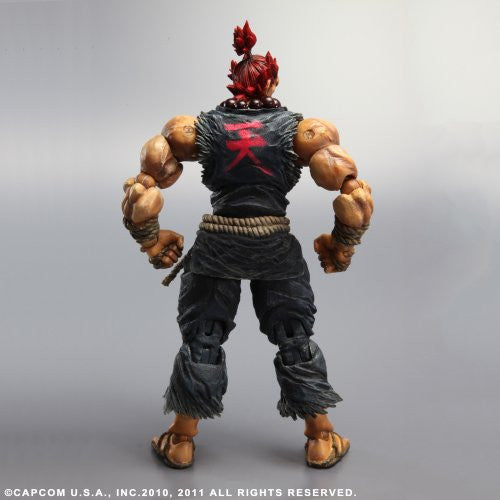 Image 6 for Super Street Fighter IV - Gouki - Play Arts Kai (Square Enix)