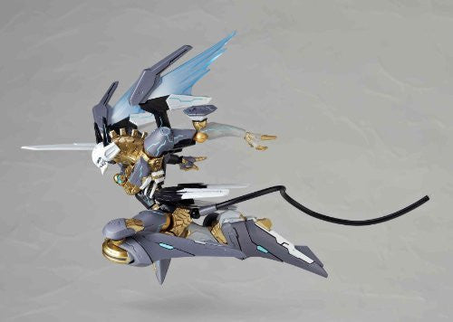 Image 4 for Anubis Zone of The Enders - Jehuty - Revoltech #127 - Naked (Kaiyodo)
