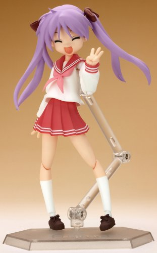 Image 6 for Lucky☆Star - Hiiragi Kagami - Figma - 013 - Winter School Uniform (Max Factory)