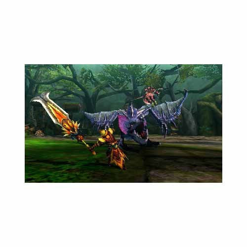 Image 12 for Monster Hunter 4G