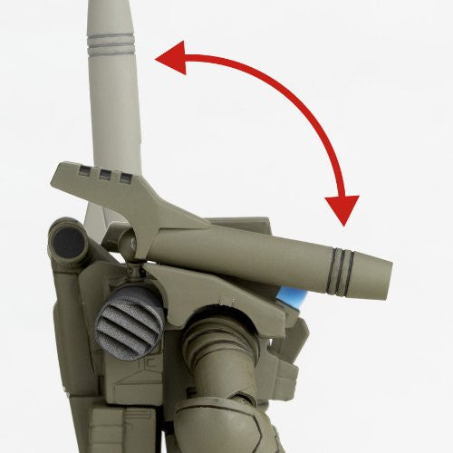 Image 4 for Starship Troopers - Mobile Infantry Suit - Revoltech - Revoltech SFX - Studio Nue Design - 37 (Kaiyodo)