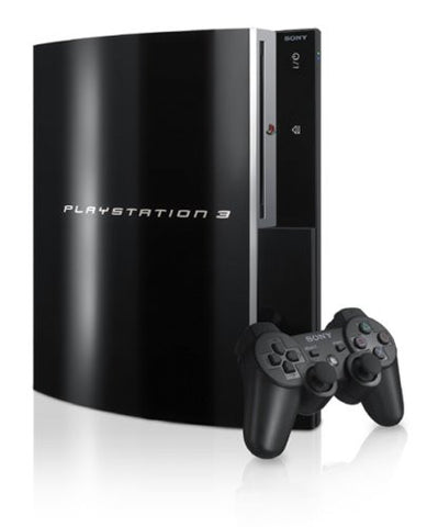 Image for PlayStation3 Console (HDD 80GB Model Gran Turismo 5 Prologue Spec III Bundle) - Clear Black