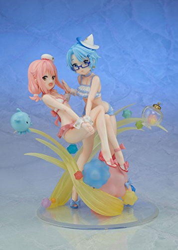 Image 7 for Houkago no Pleiades - Aoi - Subaru - Swimsuit ver. (Flare)