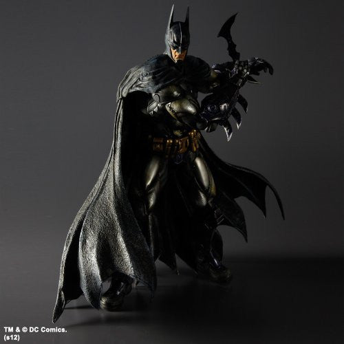 Image 6 for Batman: Arkham Asylum - Batman - Play Arts Kai - Armored Suit version (Square Enix)