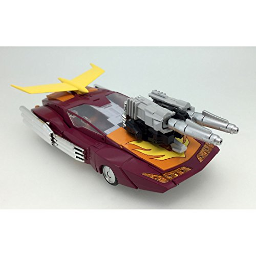 Image 3 for Transformers 2010 - Hot Rodimus - The Transformers: Masterpiece MP-40 - Targetmaster Hot Rodimus (Takara Tomy)