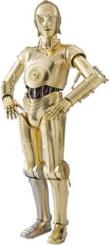 Image for Star Wars - C-3PO - 12 Perfect Model - Chogokin - 1/6 (Bandai, Sideshow Collectibles)