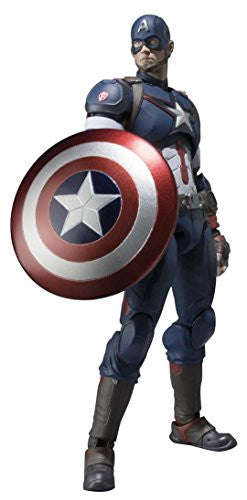 Image 1 for Avengers: Age of Ultron - Captain America - S.H.Figuarts (Bandai)