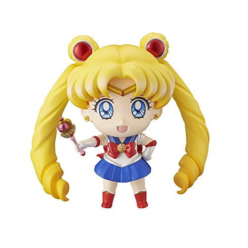 Image 9 for Bishoujo Senshi Sailor Moon - Luna - Sailor Moon - Petit Chara Deluxe! (MegaHouse)