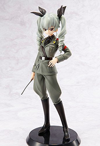 Image 2 for Girls und Panzer - Anchovy - Commander Girls Collection - 1/8 (Penguin Parade)