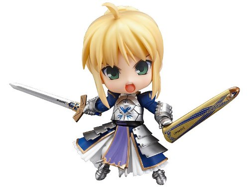 Image 1 for Fate/Stay Night - Saber - Nendoroid #121 - Super Movable Edition (Good Smile Company)