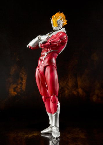 Image 4 for Ultraman Zero THE MOVIE: Choukessen! Beriaru Ginga Teikoku - Glenfire - Ultra-Act (Bandai)