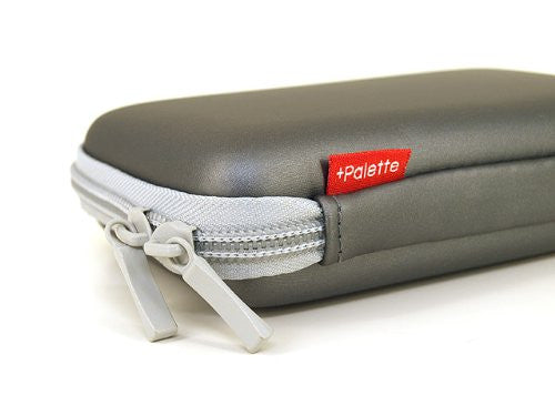 Image 5 for Palette Semi Hard Pouch for 3DS (Graphite Gray)