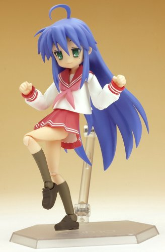 Image 2 for Lucky☆Star - Izumi Konata - Figma #008 - School Uniform Ver. (Max Factory)