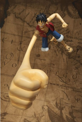 Image 9 for One Piece - Monkey D. Luffy - S.H.Figuarts (Bandai)