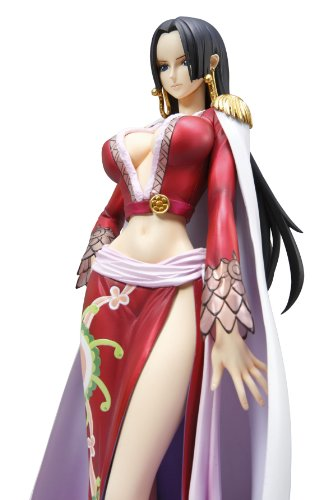 Image 5 for One Piece - Boa Hancock - Excellent Model - Portrait Of Pirates DX - 1/8 (MegaHouse)