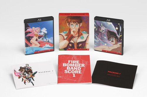 Image 9 for Macross 7 Blu-ray Box Complete Fire 1 [Limited Edition]