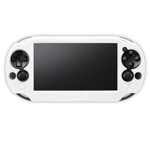 Image 2 for Silicon Cover for PS Vita PCH-2000 (White)