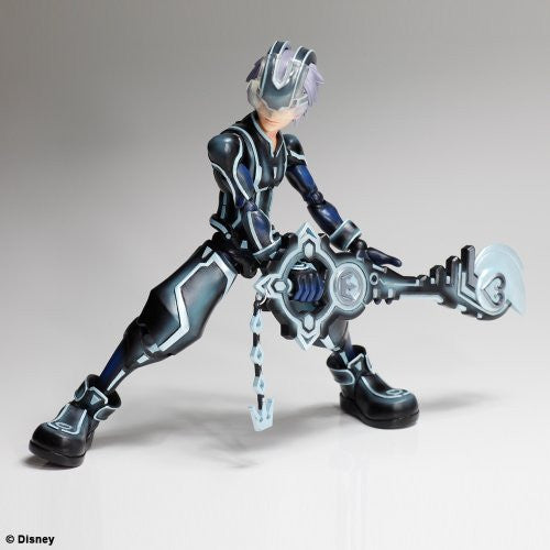 Image 6 for Kingdom Hearts 3D: Dream Drop Distance - Riku - Play Arts Kai - TRON: Legacy (Square Enix)