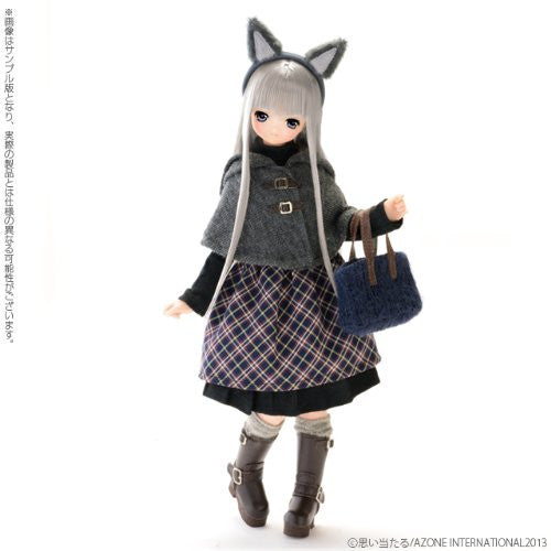 Image 8 for Lien - PureNeemo - Ex☆Cute 9th Series - 1/6 - Komorebimori no Doubutsutachi ♪, Silver Fox (Azone)