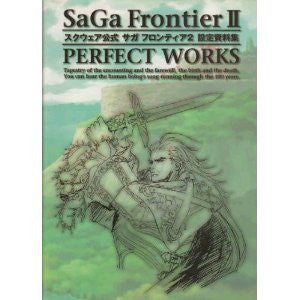 Image for Saga Frontier 2 Square Official Analytics Illustration Art Book / Ps