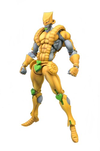 Image 1 for Jojo no Kimyou na Bouken - Stardust Crusaders - The World - Super Action Statue #9 (Medicos Entertainment)