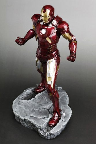 Image 11 for The Avengers - Iron Man Mark VII - ARTFX Statue - 1/6 (Kotobukiya)