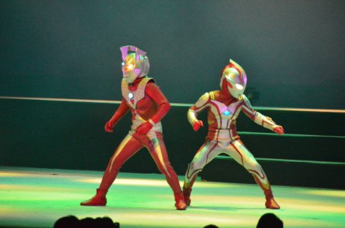 Image 2 for Ultraman The Live Ultraman To Kagaku No Fushigi Science Battle Stage