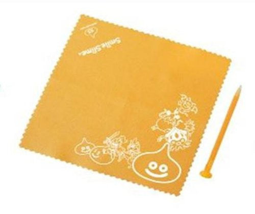 Image 1 for Smile Slime Touch Pen & Cleaning Cloth Set (Orange)