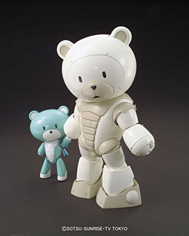 Image for Gundam Build Fighters Try - Beargguy F (Family) - HGBF #021 - 1/144 (Bandai)