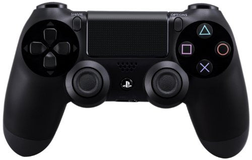 Image 1 for Dual Shock 4 (Jet Black)