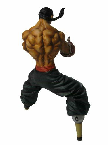 Image 3 for Grappler Baki - Retsu Kaioh - Real Detail Figure - Karuwaza Online Edition (Spider Web)