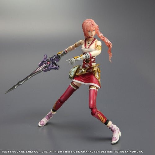 Image 4 for Final Fantasy XIII-2 - Serah Farron - Play Arts Kai (Square Enix)