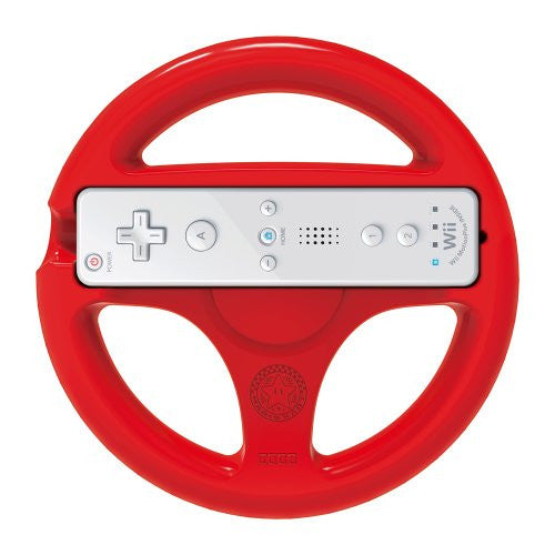 Image 3 for Mario Kart 8 Handle for Wii Remote Controller (Mario)