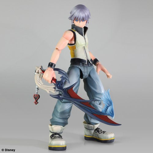 Image 6 for Kingdom Hearts 3D: Dream Drop Distance - Riku - Play Arts Kai (Square Enix)