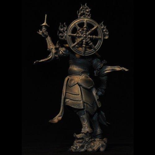 Image 4 for Tamon-ten - Revoltech - Revoltech Takeya - 01EX - Wood Ver. (Kaiyodo)