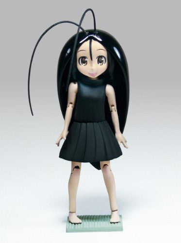 Image 1 for Gokiburi Ginjika - Gokicha - Character PlaMo Production Committee - 01 (Aoshima)