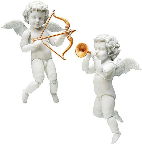 Image 1 for Figma #SP-076 - The Table Museum - Angel Statues (FREEing)